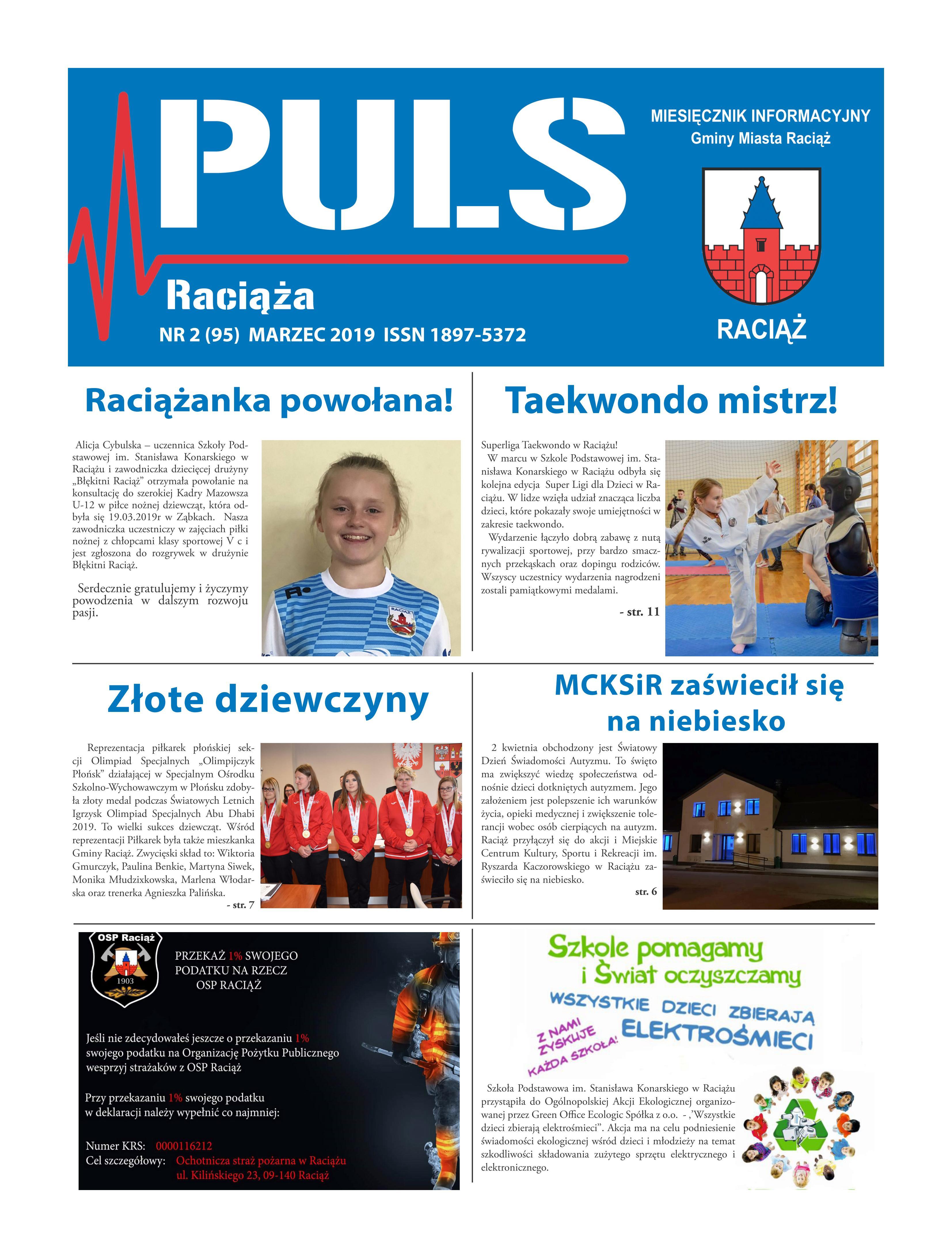 Puls Raciąża nr 2(95)2019